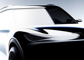 Smart SUV Concept teaser (2021)