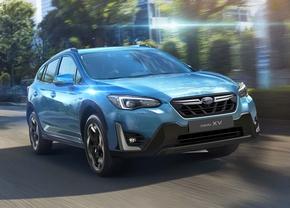 Subaru XV facelift 2021