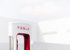 Tesla Superchargers public