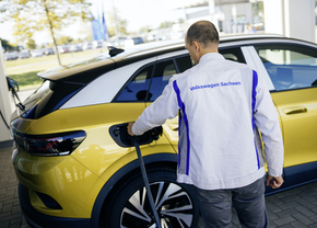 Volkswagen vehicle-to-home vehicle-to-grid recharge bidirectionelle 2022