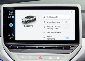 Volkswagen ID.3 ID.4 over the air update