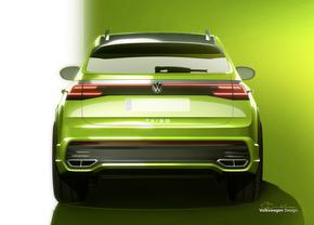 Volkswagen Taigo teaser 2021
