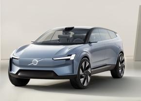Volvo Recharge Concept 2021