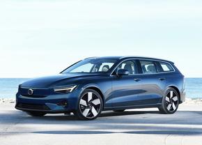 Volvo V60 Recharge (rendu)