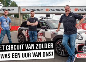 Autofans podcast Harry Steegmans circuit Zolder