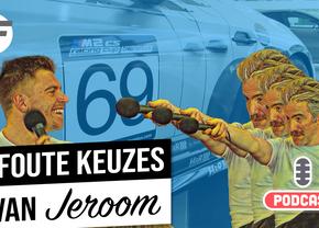 Autofans podcast Jeroom Snelders en Sam Dejonghe