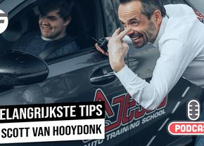Autofans podcast Scott Van Hooydonk (Jesco)