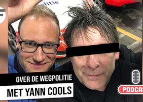Autofans podcast: Yann Cools (Alloo bij de Wegpolitie)