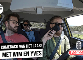 Autofans podcast Yves Wouters