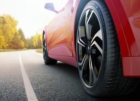 Michelin PET pneus recyclés