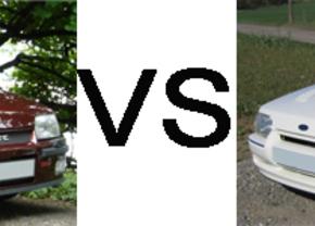 Astra vs Escort