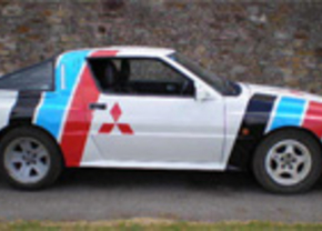Jeremy's Mitsubishi Starion