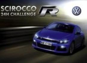 Racegame Scirocco R