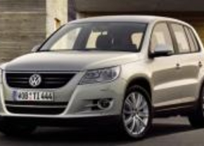VW Tiguan without facelift