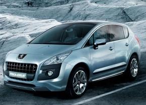 Peugeot 3008 in aankomst!