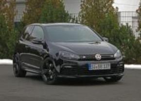 B&B bewerkt VW Golf R