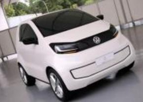 Volkswagen In Micro Car concept