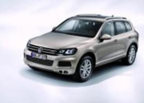 VW Touareg II