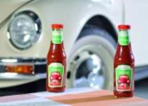 Volkswagen ketchup