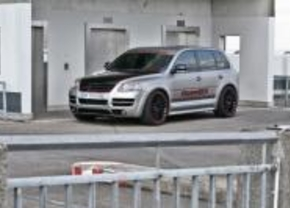 Touareg W12 Sport Edition door CoverEFX