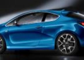 Render: Opel Astra Sport Coupé