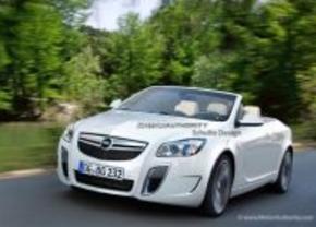 Opel Astra Cabrio én Insignia Cabrio op til