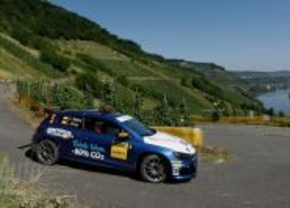 VW Scirocco in de rallywereld