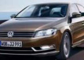 Gelekt: Volkswagen Passat 2011