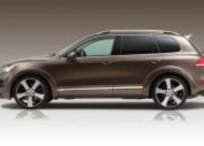 VW Touareg door de ogen van JE Design