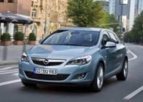 Opel Astra ecoFLEX nu ook met start/stop-systeem