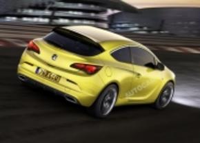 Gelekt: Vauxhall Astra VXR (Opel Astra GTC OPC)