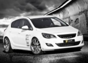 EDS geeft Opel Astra 360 pk
