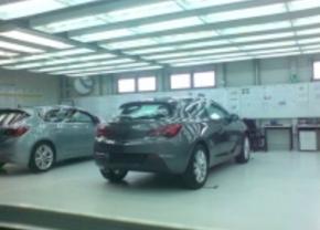 Gelekt: Opel Astra GTC