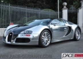 Bugatti Veyron Pur Sang #1
