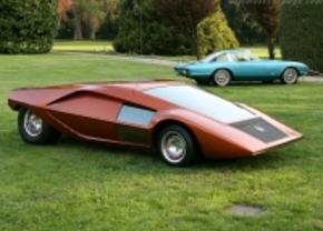 Bertone collectie verkocht voor 3.630.000 euro