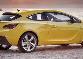 Officieel Opel Astra GTC 2011