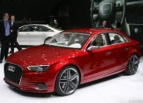 Audi bouwt 400 m lang circuit op IAA in Frankfurt