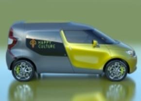 Volkswagen FRENDY concept