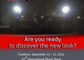 Teaser: Alfa Romeo pakt uit in Frankfurt