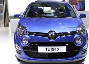 Live op de IAA 2011: Renault Twingo