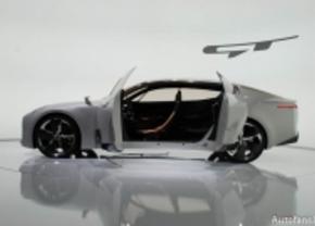 Live op de IAA 2011: Kia GT Concept