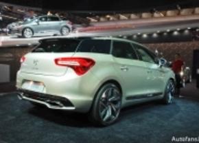 Citroën DS5 krijgt een prijs: vanaf 30.180 euro