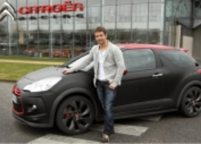 Citroën DS3 Racing Sebastien Loeb Edition