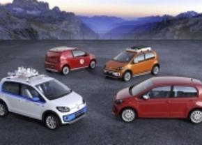 Volkswagen speelt met nieuwe up!-varianten