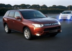 Officieel: Mitsubishi Outlander