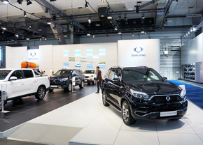 Ssangyong Saloncondities 2020