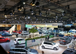 Salon de l'auto de Bruxelles 2022