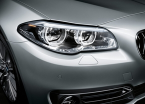 BMW 5 F10 facelift (2013)