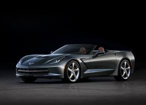Corvette Stingray   Speed on Een Aantal Dagen Voor De Voorstelling Laat Chevrolet Wat Prenten Vrij