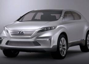 Lexus plant tweeliterblok met turbo